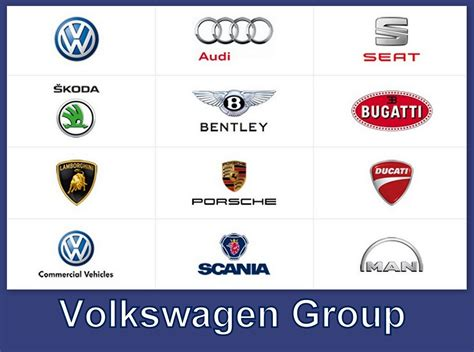 volkswagen umbrella companies vw group successfully managing 12 brands and in search