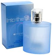 Parfum Geparlys Sweet Sensation givenchy into the blue