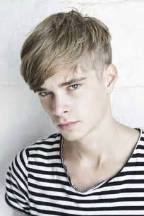 boys swept across fringe hairstyles 20 mens bangs hairstyles mens hairstyles 2017