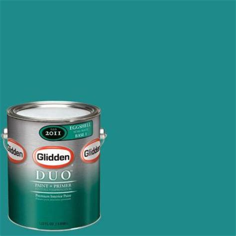 glidden team colors 1 gal nfl 175d nfl miami dolphins light aqua eggshell interior paint and