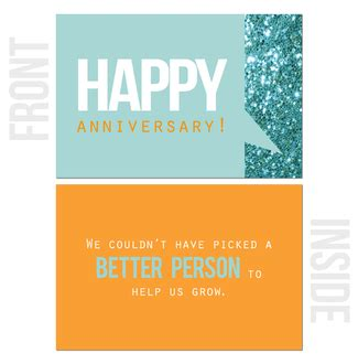 happy work anniversary card template happy work anniversary cards