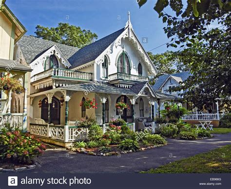 Oak Bluffs Cottages by Gingerbread Cottages In Oak Bluffs Martha S Vineyard