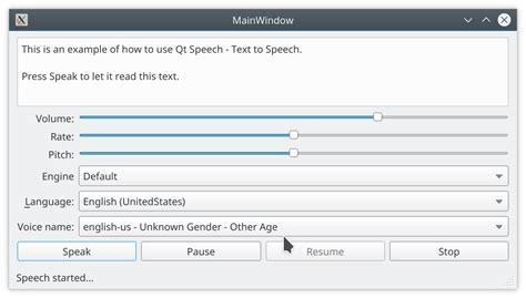 qt exles qt grandyang qt speech text to speech is here qt blog