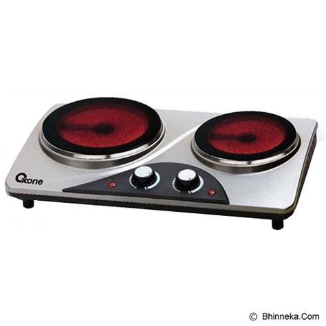 Kompor Listrik Pro Chef jual oxone ceramic stove ox 655d murah bhinneka