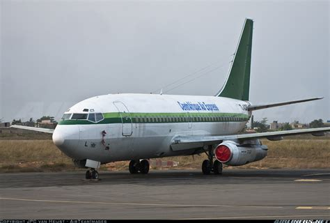 air express boeing 737 268 adv centrafrique air express aviation