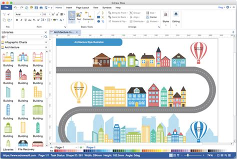free software like visio top 4 infographic software for mac visio like