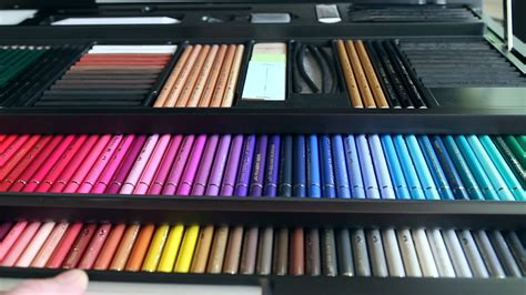 Pencil Colour Pensil Warna Classic Faber Castell 48 Color 250 years of faber castell graphic anniversary