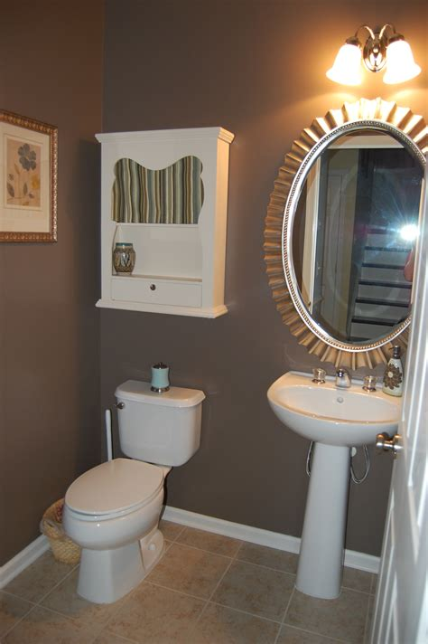 Ideas For Painting Bathroom powder room bathroom color projects like