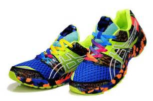 colorful shoes colorfull sneakers asics 8th viii eighth classic