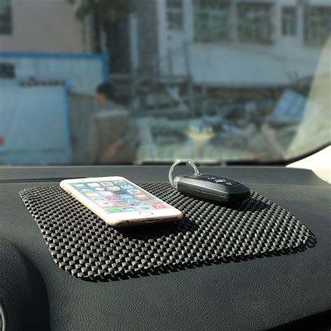 Car Dashboard Anti Slip Mat by Sticky Pad For Mobile Phone Car Dashboard Holder Anti Slip
