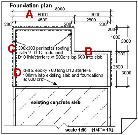 house foundation plans understanding house construction plans foundation detail