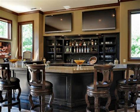 bar decor ideas luxurious home bar design ideas for a modern home