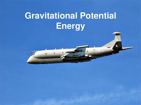 exle of gravitational potential energy gravitational energy images search