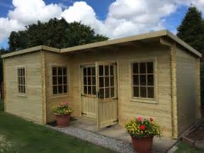log cabin summer house shed wendy house ebay