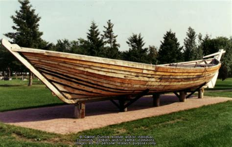 york boat the virtual museum of m 233 tis history and culture
