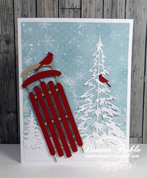 Tim Holtz Gift Card Die - 17 best images about cards memory box christmas winter on pinterest memory box
