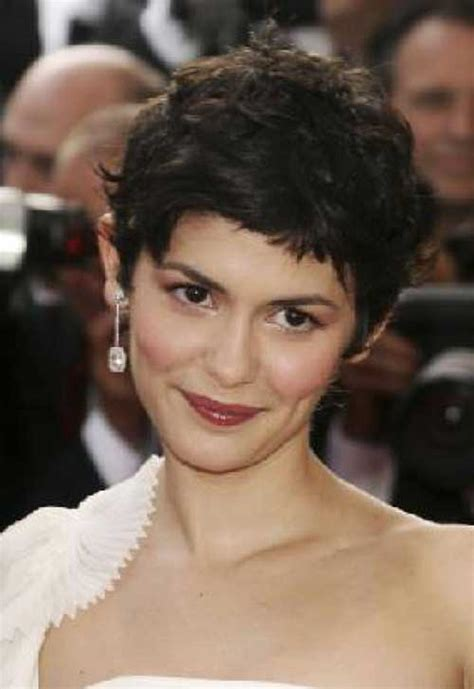 how to style your hair like audrey tautou short pixie 10 messy pixie haircuts pixie cut 2015