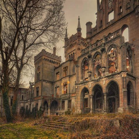 forgotten places mystery abandoned buildings reclaimed by nature design