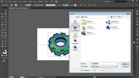 adobe illustrator cs6 recover unsaved file how to save adobe illustrator cs6 file as jpeg youtube