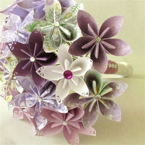 Origami Paper Flower Bouquet - 17 best images about paper flowers from happinessinbloom