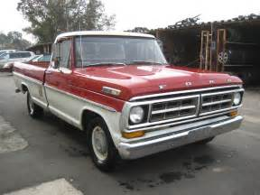 1971 ford f100 information and photos momentcar