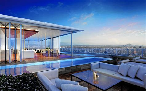 Pen House by Four Seasons Adds Posh Condos Near Beverly La Times