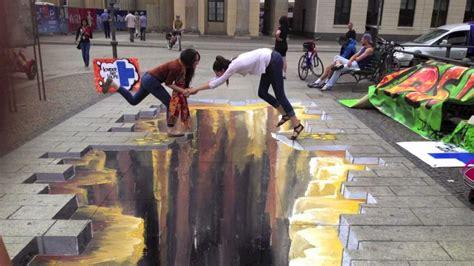 amazing  street art illusions part  youtube