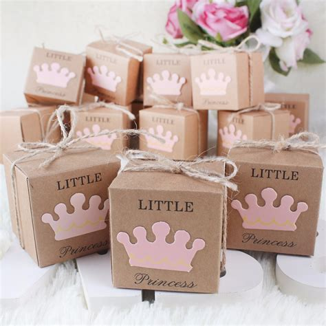 Harga Baby Box Chocolate by 50pcs Boxes Baby Shower Craft Paper Gift Box