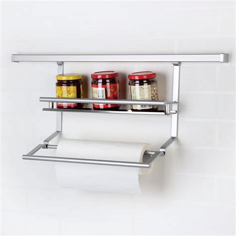 Spice Stand For Kitchen Kitchen Wall Storage Spice Condiments Rack And Paper
