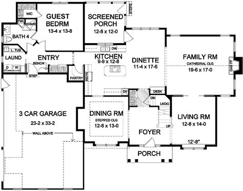 5 Bedroom House Plans 5 Bedroom House Plans Two Story Home Plans