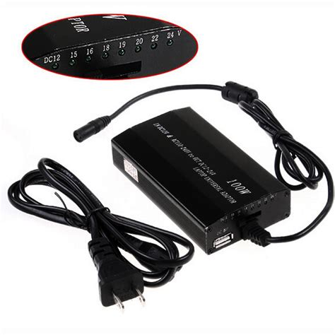 Adaptor Notebook Acdc 100w factory price for laptop in car dc charger notebook ac
