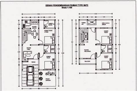 layout denah rumah 2 lantai 21 koleksi gambar rumah 2 lantai minimalis 2018 desain
