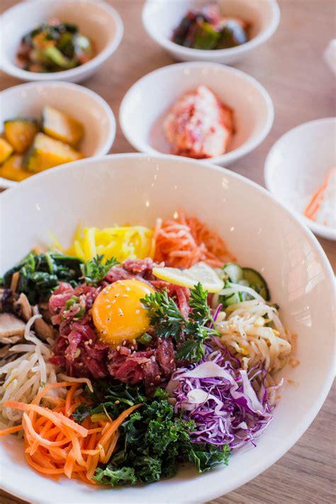 korean comfort food approaching korean comfort food with bowl d cultural