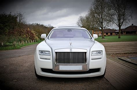 White Rolls Royce Ghost White Rolls Royce Ghost Luxury Car Hire Birmingham