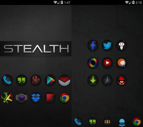 cool icons for android 25 cool new icon packs and themes to freshen up your android style 2014 edition