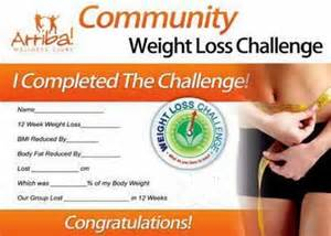 Weight Loss Certificate Template by Arriba Weight Loss Certificate Club Weight Loss Challenge