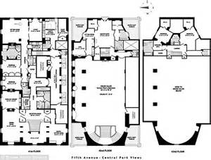 building floor plans nyc new york city s most expensive apartment at pierre hotel