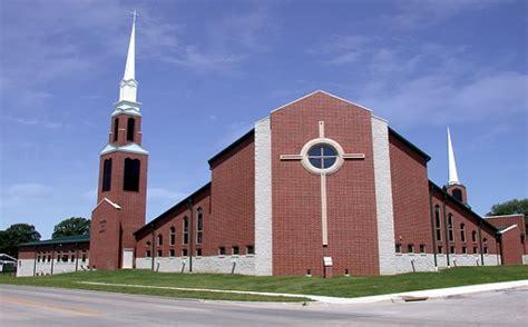 st paul lutheran church allers associates architects
