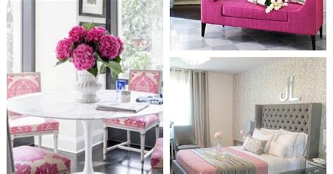 fab home decor lush fab glam blogazine pretty in pink home decor