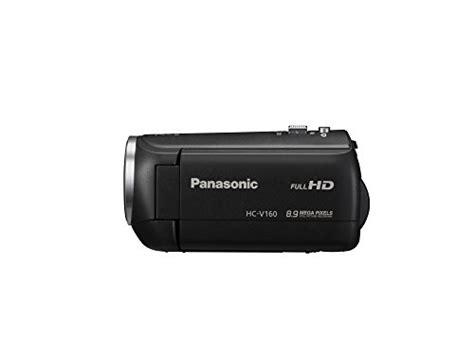 Handycam Panasonic Hc V160 panasonic hcv160 zoom camcorder price in home shopping