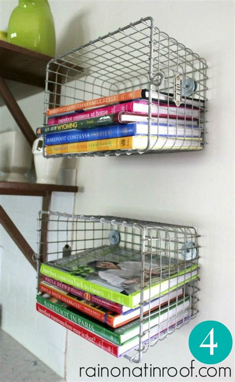 10 unique diy shelves for home storage diy and crafts 10 easy and creative shelving organization ideas for your home