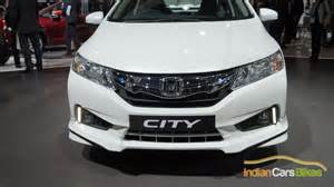indian new model car honda at 2016 delhi auto expo