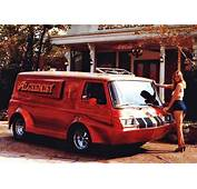 KUSTOM/HOT ROD  OLD VAN Archives