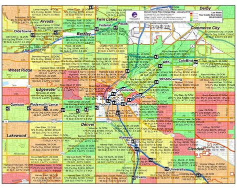 Denver Search Denver Neighborhoods Map Adriftskateshop
