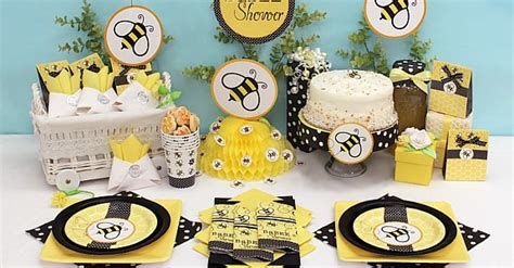 Bee Baby Shower Theme by Bumble Bee Baby Shower Ideas