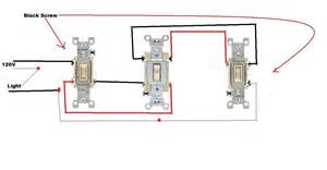 i a question about wiring a 4 way switch
