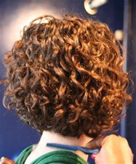 permed a line bob real texture talk paloma s curly bob curly stacked bobs