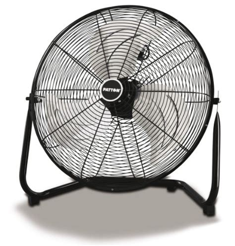 patton high velocity fan patton 20 inch high velocity fan puf2010b bm import it all