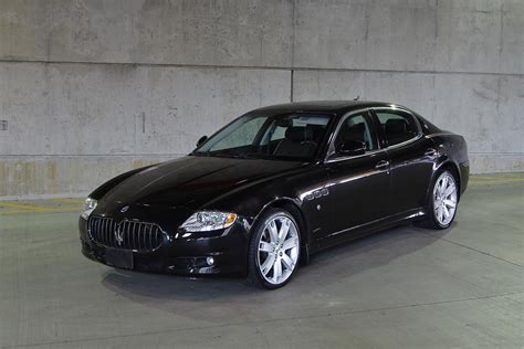 Maserati Quattroporte 2009 by Service Manual 2009 Maserati Quattroporte Reduced Corcars