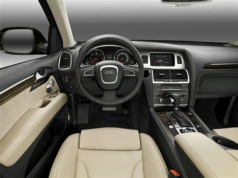 Audi Q7 2014 Interior by 2014 Audi Q7 Price Photos Reviews Features